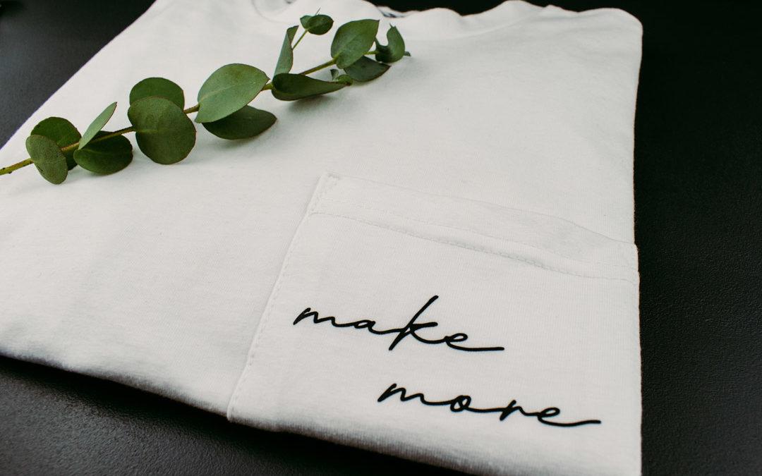 4 schöne Details für dein selbstgenähtes T-Shirt